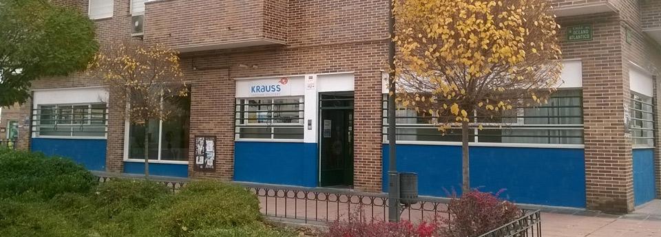 Oficina Krauss en Madrid