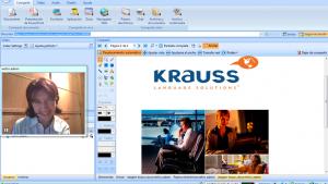 Enseñanza idiomas videoconferencia